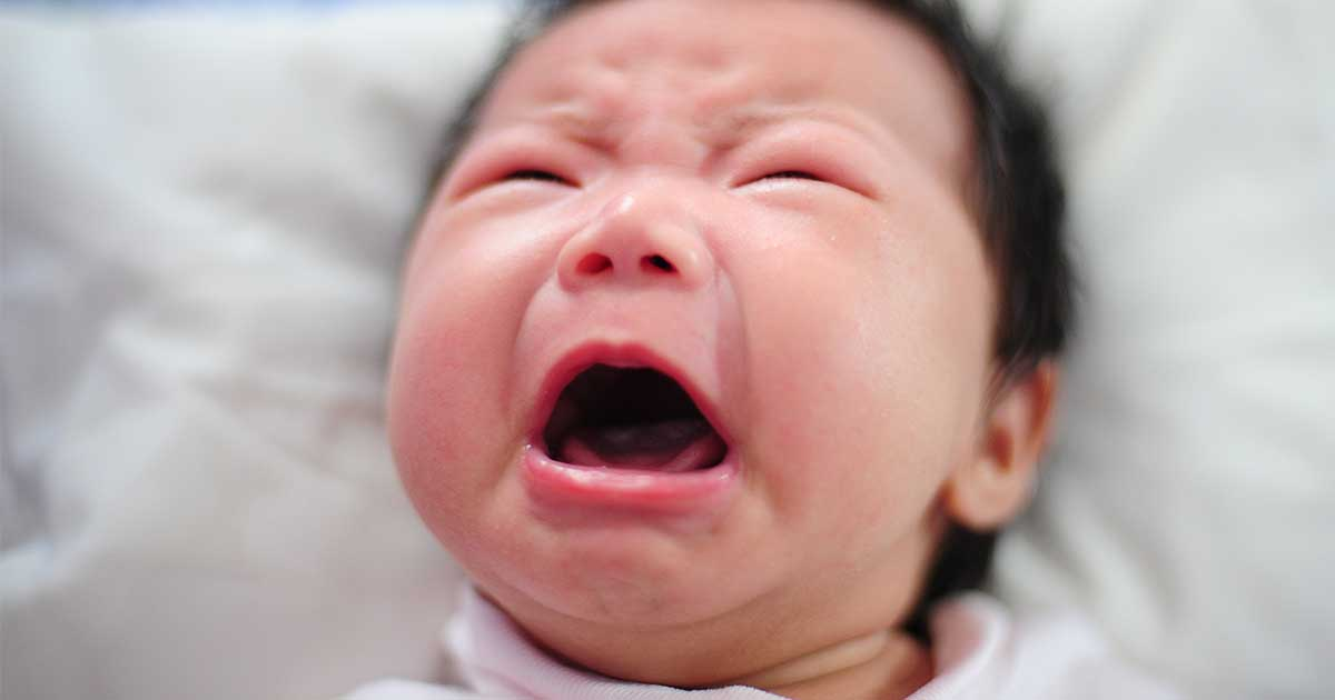 Tips for your crying baby
